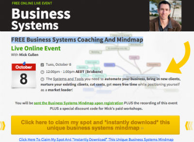 redcliffe business webinar training
